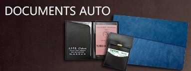 Documents auto